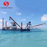river\sea sand pump dredger manufacture