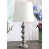 the cement lamp