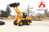 2.0ton wheel loader ZL20F with CE certificate