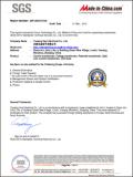 20150324 Supplier Assessment Report(AR) of HEYI ELE. Co., Ltd