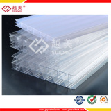 PC x type tripe-wall hollow sheet
