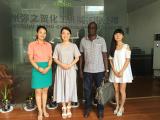 Africa Customer visit MIZIHO