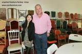 Customer from America visited April,02