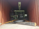 HF100YA2 DTH Drilling Rig Was Exported Abroad