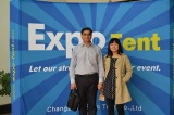 customer of expo tent