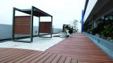 Wood Plastic Composite wpc decking Flooring Tile