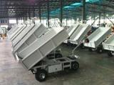 Big Capacity Electric Dump Carts