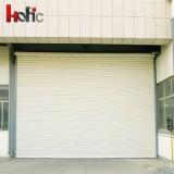 Automatic roll shutter Steel door