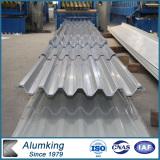 Corrugated Aluminum plate