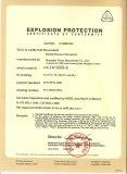 Ex-proof Certificate of LSZ-DC