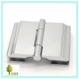 zinc alloy hinge/ hot-sale type glass door hinge