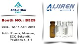 ANALITIKA EXPO Moscow 2016