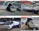 chengli road sweeper truck work shop