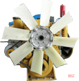 Tailor Made Axial Impeller with Hub