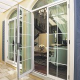 aluminium casement swing doors