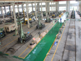 Our DTH drilling rig production line