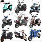 CHAOW Electric Motrocycle Kinds 2
