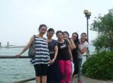 Comapny Tour to Taihu