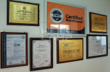 Wellcamp Certificates