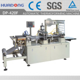 Automatic Plastic Tray Forming Lid Thermoforming Machine