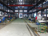 Drill pipe processing workshop