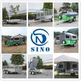 Our Trailers Range