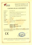 air pump CE certificate