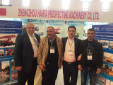 Hanfa Group participated salon mediterraneen du batiment mediterranean building exhibition in Tunisi