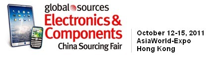 2011 China Sourcing Fair-Hongkong
