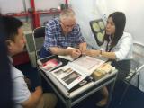 Customers in Die casting Fair