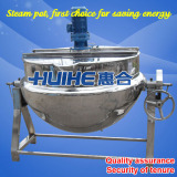 Stainless Steel Steam Jacketed Kettle
