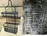 Regualre wire kitchen and bathroom hanging rack