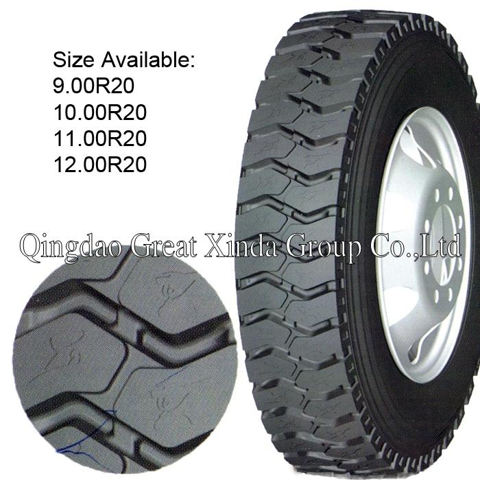 Truck Tyre Pattern No.XY986
