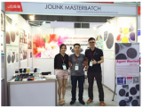 Jolink Masterbatch in Interplas, Thailand 2015