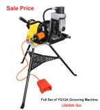 YG12A pipe grooving machine