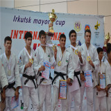 KD Team As Medal Supplier For Russia Irkutsk Mayor Cup