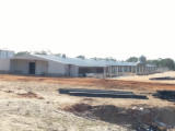 Broiler Poultry Houses in Nigeria under Construction