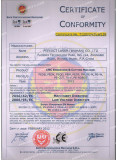 Perfect Laer-CE Certificate