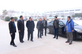 Leaders of Jining College to Visit Shandong China Coal Group For Cooperation