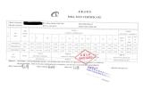 Mill Test Certificate-ASTM A516Gr 70 Steel Plate