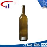 Wholesale Dark Brown 750ml Glass Bottle Wine (CHW8050)