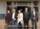 Customer Visit from Germany