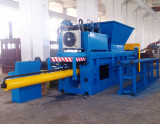 Shipping EPM horizontal baler to Shanghai port[