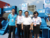 Attending China Mining Equipment&Technology Exhibition