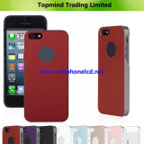 Double Color with Circle Hole Back Case for iPhone 4g/ iPhone 4s/ iPhone 5