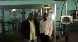 Visisting Congo customer