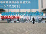 Automechanika in Shanghai