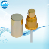 Alumium Cream Pump with Cap