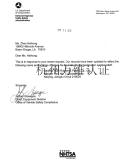 DOT certificate