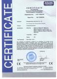 conductivity sensor CE certifitcation